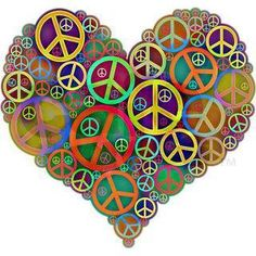 Heart Full of Peace.love the peace sign Hippie Style, Paz Hippie, Mundo Hippie, Hippie Peace, Hippie Love, Hippie Chick, Boho Hippie, 1970s Hippie, Hippie Shop