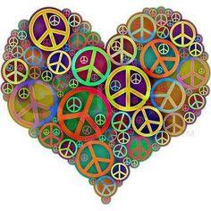 #peace #love
