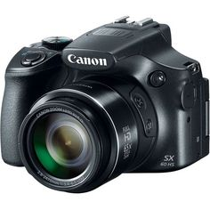 Canon PowerShot SX60 HS Digital Camera This camera does everything a DSLR does and more and is even cheaper! I want!