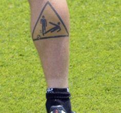 Fútbol y tatuajes: una relación tormentosa | Tentaciones | EL PAÍS