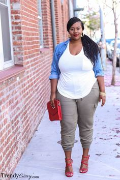 Trendy Curvy - Page 3 of 28 - Plus Size Fashion BlogTrendy Curvy