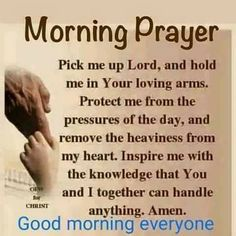 Are you looking for ideas for good morning quotes?Check this out for unique good morning quotes inspiration. These entertaining images will make you enjoy. Prayer Scriptures, Bible Prayers, Faith Prayer, God Prayer, Serenity Prayer, Catholic Prayers Daily, Night Prayer, Morning Inspirational Quotes, Inspirational Prayers
