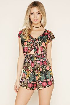 Oh My Love Romper | Forever 21 - 2000153383
