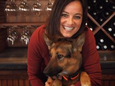"""A Kitchen Sink Conversation with """"Winery Babe of the Month"""" Annette Bergevin of Bergevin Lane Vineyards - Voracious"""