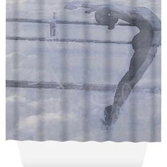 """One of our featured #products of the week """"Dancing Frees My Soul"""" #showercurtain available here: http://ift.tt/2mnbU9B #3pieceurbanartisan #homedecor #interiordesign"""
