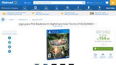 [Wal-Mart] Jogo para PS4 Bladestorm Nightmare Koei Tecmo 01022549843 1022549843 1203842 - de R$ 154,89 por R$ 154,89