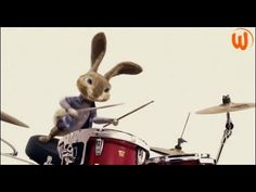 easter bunny (EB) rabbit playing the drums from the movie Hop wallpaper Easter Bunny Call, Easter Bunny Images, Easter Pictures, Happy Easter, Wallpaper Pictures, Hd Wallpaper, High Resolution Wallpapers, Live Wallpapers