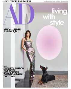 """Amy Astley on Instagram: """"September Style issue: @kendalljenner in the LA house she accurately describes as having a """"peaceful Spanish-y, farmhouse-y vibe."""" Design…"""" Wes Gordon, Kendall Jenner Gigi Hadid, Kendall Jenner House, Kris Jenner, Kendall And Kylie, Peacock Photos, Architectural Digest, Living Styles, Hollywood Actor"""