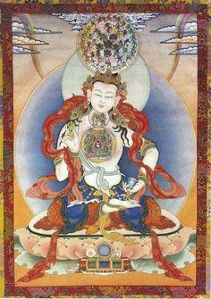 Vajrasatva for purifications practices.