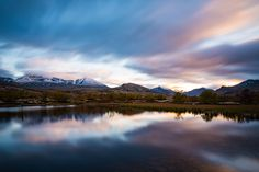 We went to Døråldalen and Rondane National Park to witness and photograph the lunar eclipse and the beautiful fall colors. Lunar Eclipse, Norway, National Parks, Mountains, Places, Nature, Travel, Beautiful, Waiting