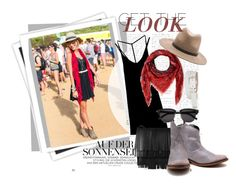 """""""Get The Look: Lollapalooza"""" by simply-ashley ❤ liked on Polyvore"""