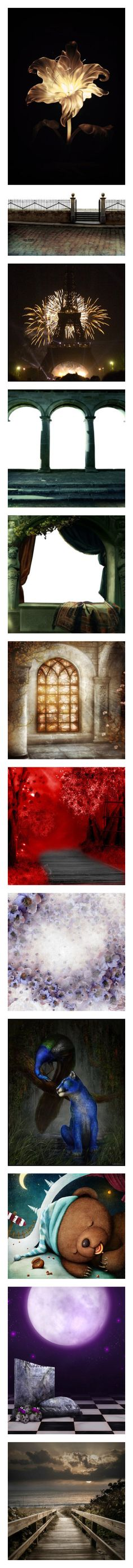 """backgrounds"" by callmerose ❤ liked on Polyvore featuring backgrounds, disney, rapunzel, tangled, fairytale, fotki, tubes, pictures, photo and cities"