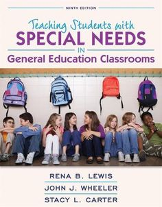 Abnormal psychology life a dimensional approach products cover image for teaching students with special needs in general fandeluxe Choice Image