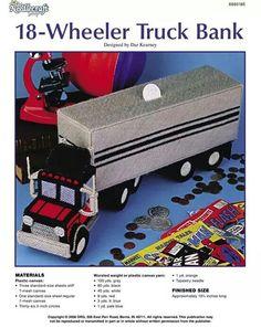 18 wheeler truck bank