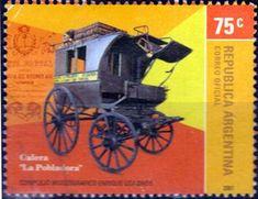 Sello: Coach (Argentina) (Museums) Mi:AR 2692,Sn:AR 2722
