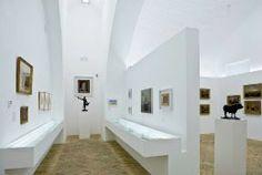 2008 - Museo de la Real Maestranza de Caballería. Instalación del Colección Berckemeyer en las nuevas Salas de Pinturas y Estampas del Museo de la Plaza de Toros de Sevilla
