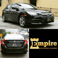 Congratulations Egia on your Brand New Honda Civic. Enjoy your new ride and welcome to the Empire Auto Family.  #empireauto #new #car #lease #purchase #finance #refinance #newcarlease #newcarfinance #leasingcompany #customerservice #GlenoaksBlvd #glendale #brokerage #autobrokersales #autobroker #autobrokers #wholesaler #freeoilchange #freemaintanance #2016hondaciviclx
