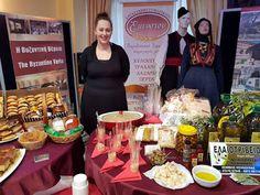 Παραδοσιακά Ζυμαρικά  -  'Εμνοστον: Το Έμνοστον στην εκδήλωση της Ι Μεραρχίας Πεζικού ...