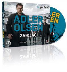 Jussi Adler-Olsen – Zabijáci: Ešte pred filmom vychádza aj ako super audiokniha