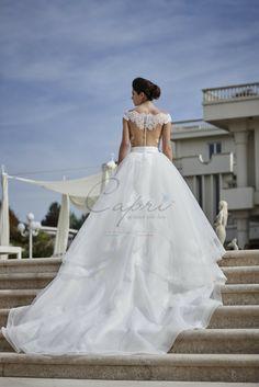 77079c79df87  wedding  madeinitaly  caprisposa  sposa  collezione SS 2017. Capri Sposa  Bridal