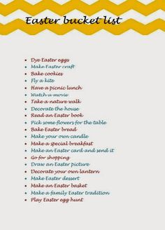 Carnival is over and we are officially into Lent. With all these happening around us it is refreshing to seek and have a good time with ac. Easter Books, Easter Buckets, Picnic Lunches, Easter Egg Dye, Walking In Nature, No Bake Cookies, How To Make Bread, Make Your Own, Lent