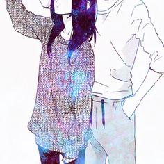 Simplemente no se porque sigo contigo sabiendo que solo soy un repuesto para cuando ELLA te deje. X'(
