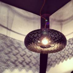 2014 BKLYN DESIGNS   Nadia Belalia — metal colander pendant light Sweet Home, Lights, Pendant, Metal, Instagram Posts, House, Design, Home Decor, Art
