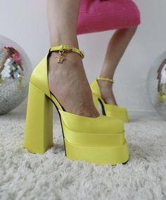 Head Over Heels, High Heels, Platform, Shoes, Style, Fashion, Swag, Moda, Zapatos