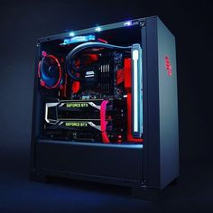 "341 curtidas, 4 comentários - MAINGEAR (@maingear) no Instagram: ""Who said size matters? Configure your own VYBE for as low as $699 at MAINGEAR.COM/VYBE. #MAINGEAR…"""