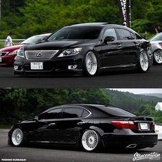 No photo description available. Lexus Cars, Jdm Cars, White Lexus, Lexus Ls 460, Toyota 2000gt, Lowrider Trucks, Rims For Cars, Best Luxury Cars, Stance Nation