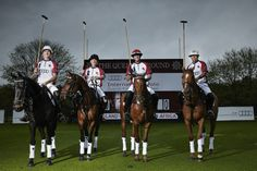 The Audi International 2013 - Guards Polo Club, Windsor Great Park