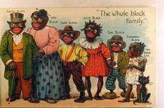 Black Americana - The Whole Family