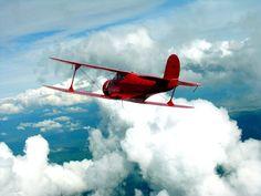 Beechcraft Staggerwing  #aircraft