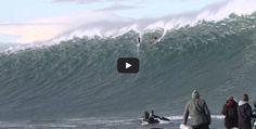 Belharra nominée dans les gamelles d'or du surf (XXL Wipeout Of The Year Nominees)