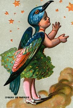 victorian bird costume | bird costumes for all souls..