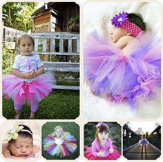 Collection of tutus