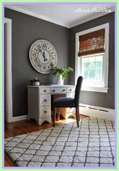 home office Wall decor Color sherwin williams-#home #office #Wall #decor #Color #sherwin #williams Please Click Link To Find More Reference,,, ENJOY!!