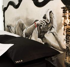 Marilyn Monroe Bedroom Composition Gorgeous Headboard At