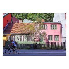 This part of #Oslo is such Instagram gold #damstredet #visitoslo #oslo : @charlottewiig