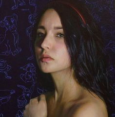 Anna Wypych oil painting
