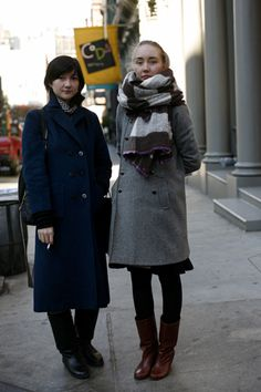 On The Street…..Broome Street, Soho « The Sartorialist