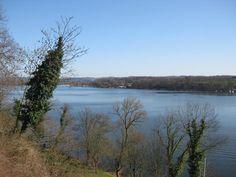 Baldeney Lake, Essen, Germany