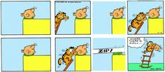 Garfield & Friends | The Garfield Daily Comic Strip for March 16th, 1980