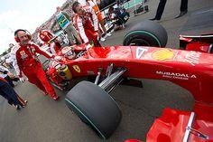 Kimi Raikkonen Ferrari 2009