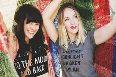 The Dylan Tee  Womens  PRE ORDER by skylinefever on Etsy