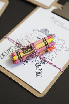 Projects for Idle hands Get these FREE coloring pages for weddings!