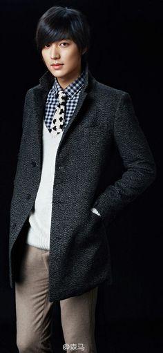 Lee Min Ho for Trugen.