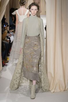 Valentino spring 2015 couture. Photo: Imaxtree