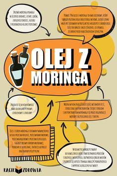 Olej z moringa Diy Bedroom Decor, Health Fitness, Nutrition, Food, Fitness, Health And Fitness