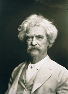 Always do right. That will gratify some people and astonish the rest. Mark Twain, portrait uncredited